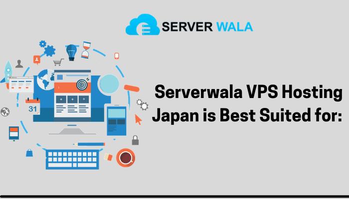 Serverwala VPS Hosting Japan