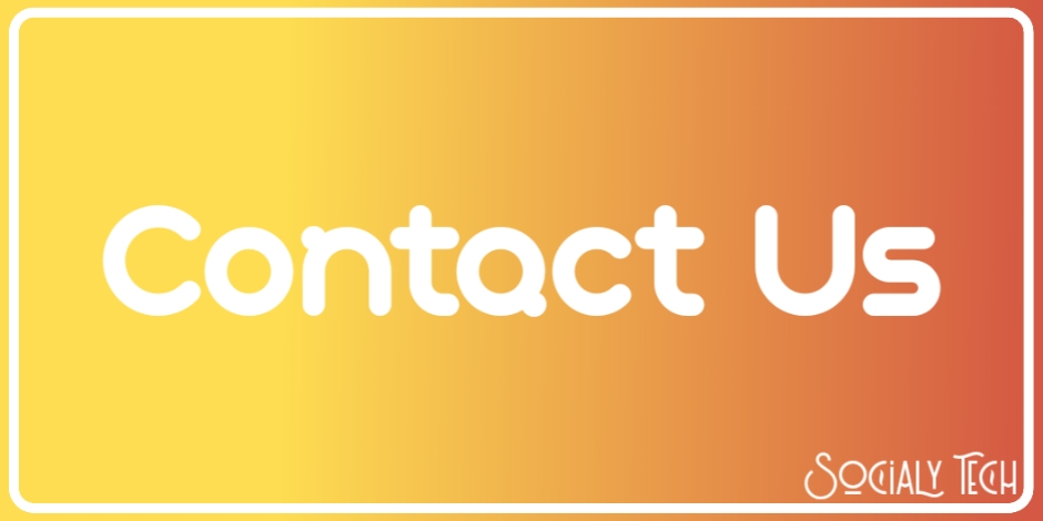 Contact Us Socialy Tech