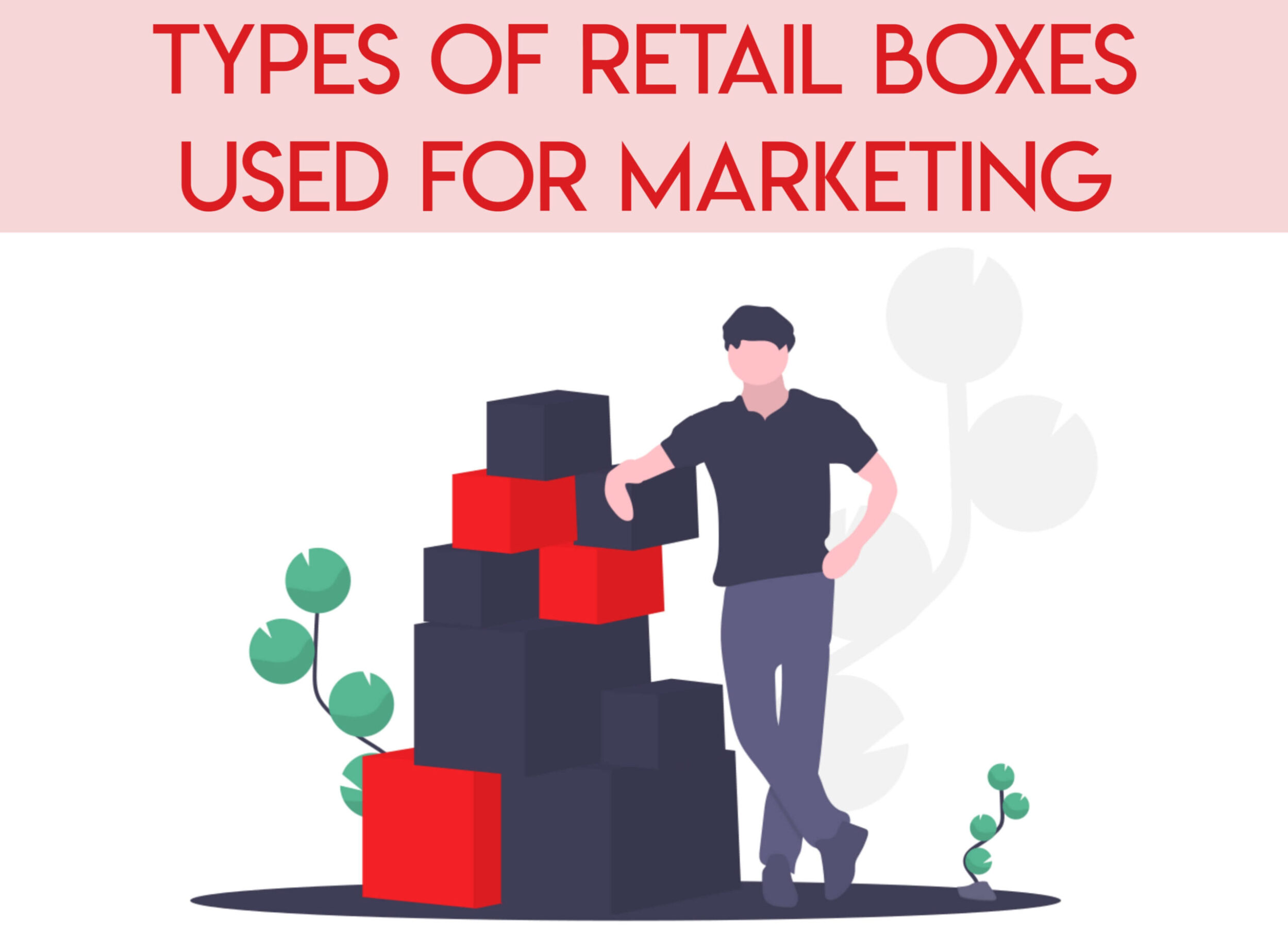 types of retail boxes