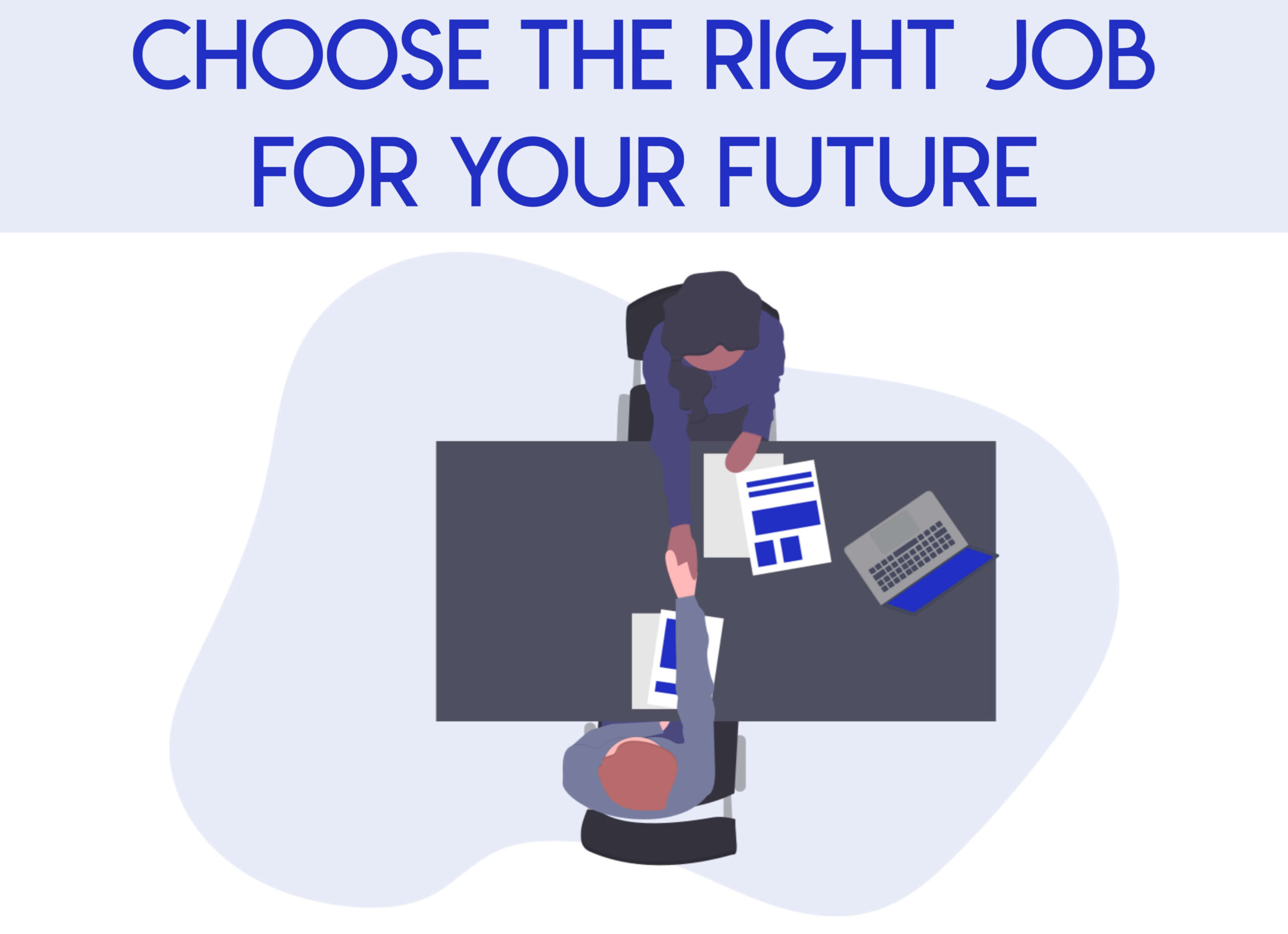 choose the right job for your future