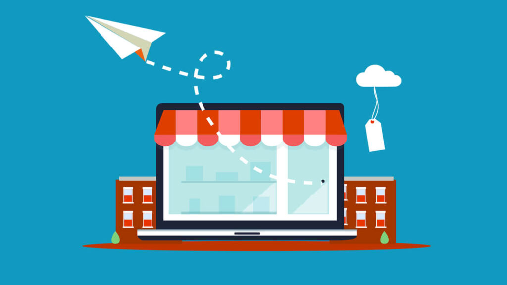 The eCommerce business