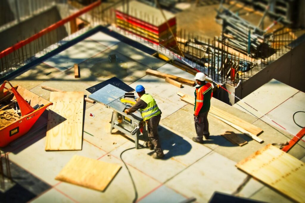 Keep A Regular Stock Of Building Materials