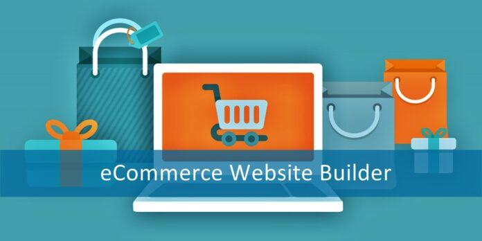 develop an Commerce Website