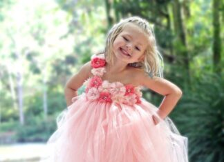 pink-flower-full-length-baby-girl-tutu-dress (1)