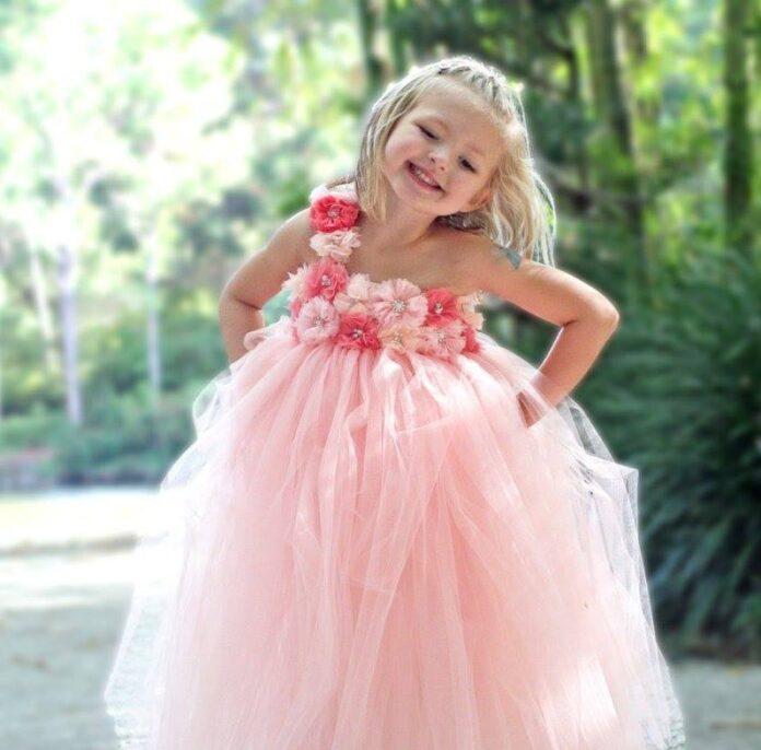 pink-flower-full-length-baby-girl-tutu-dress (1)