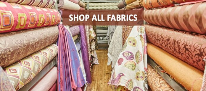fabric supplier for your own clothing business