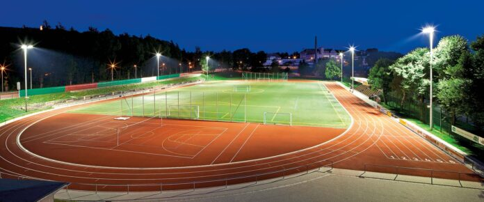 Outdoor sports lights